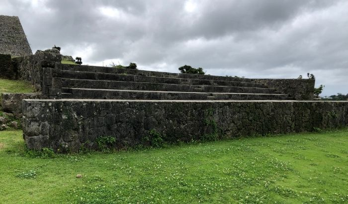 中城城跡の歴史
