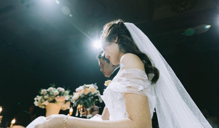 沖縄の結婚式の雰囲気
